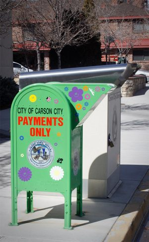 The Happy Payment Box