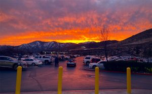 Even Sunsets are Better at Costco 127