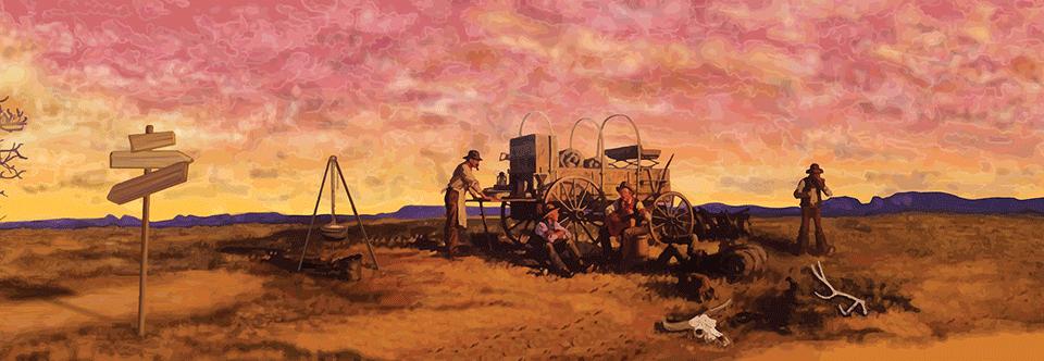 Trailer artwork for High Desert Deli