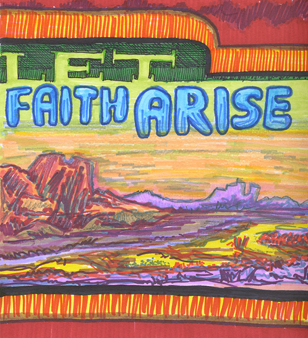 Let Faith Arise