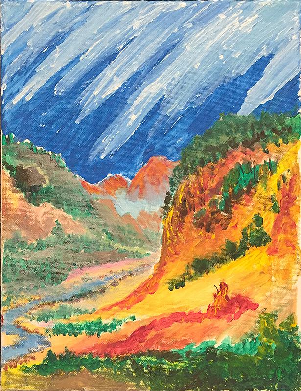 valley-mist