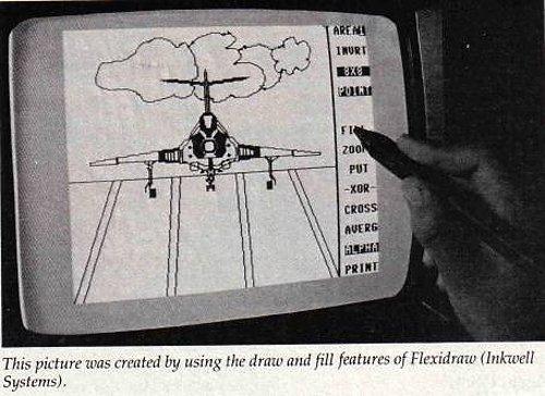 Flexidraw and Design Technology