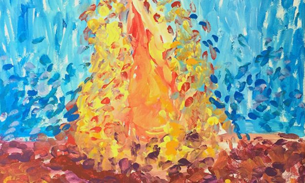 Art from worship on November 18