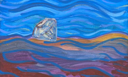 Paintings from art class December 20