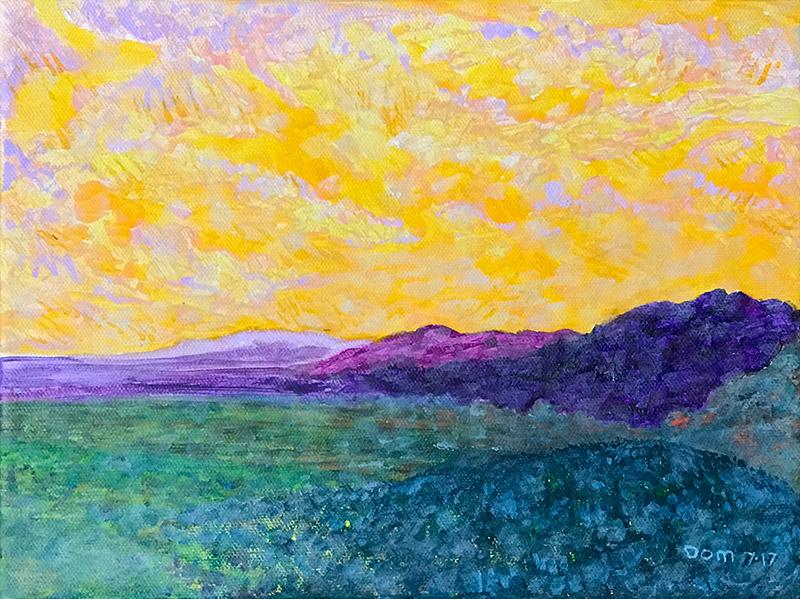 Morning landscape (updated)
