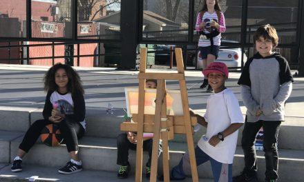 Saturday Art in the Plaza